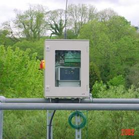 Détecteur de voile de boue 8200